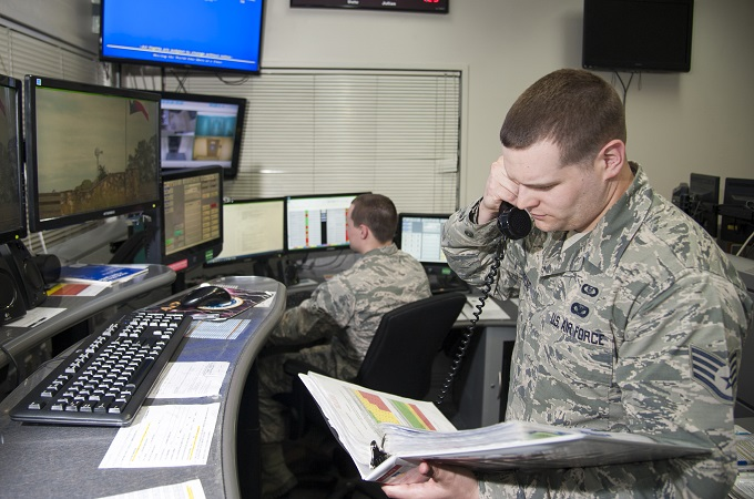 Osan's Command Post takes AF level Award