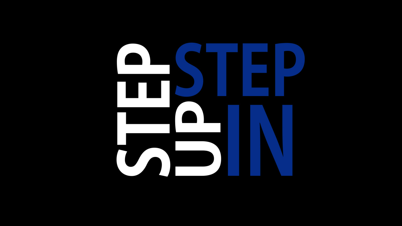 Step Up Step In Page